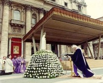 March 25th 1984 Collegial Consecration in Rome