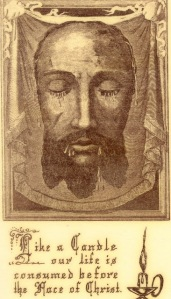 Holy Face Devotions-Remedy for our post Christian age
